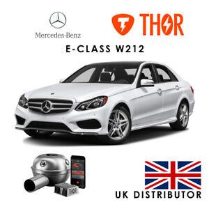 Mercedes-Benz E Class W212 THOR Electronic Exhaust, 1 Loudspeaker UK