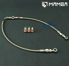 MAMBA For SUBARU AVCS / Turbo Oil Feed Line For 02~06 WRX / 04~14 STI RHF55 Bush