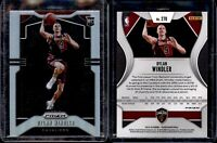 2019-20 Panini Prizm Silver Prizms Dylan Windler Rookie RC #270 Cavaliers
