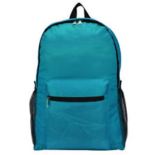 MSV Foldable Travel Backpacks Casual Daily Bag 2D-03 (blue)