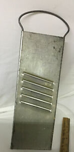 "Vintage Rapid Slaw and Vegetable Cutter / Grater 13"" Bluffton Slaw Cutter Co."