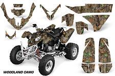 Atv Gráficos Kit Cuádruple Pegatina Envuelva para Polaris Predator 500 2003-2007