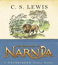 The Chronicles Of Narnia Complete 7 Volume Cd Box Set (unabridged): By C. S. ...