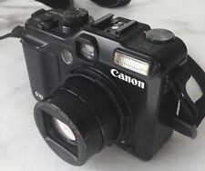 Canon Powershot G10 Digital Camera - Fully working (with LOWEPRO Apex 60 Case!)