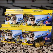 NEW JT Splatmaster Z100 Spring Paintball Pistol Gun Marker Backyard XL Kit