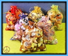 🌺 LPS Littlest Pet Shop Lot ~ SURPRISE GRAB BLIND BAG ~ 6 Pets w/ 1 Dog/Cat 🌺