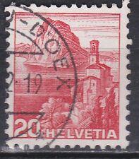 ZWITSERLAND JAAR 1938 NR. Y&T 312 ° (L15)
