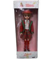 New listing 1989 Licca Doll by Takara