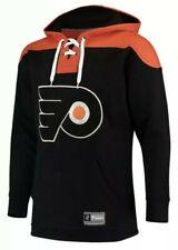 Fanatics Mens Philadelphia Flyers Franchise Sweatshirt Hoodie Jersey 4XL $109