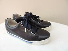 Damen Sneaker Gabor Comfort 86468-62 Schnürer Leder//HT NEU Rose//Argento
