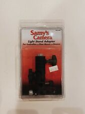 Samy's Camera Light Stand Adapter