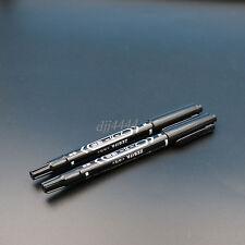 2Pcs CCL Anti-etching PCB circuit board Ink Marker Pen For DIY PCB Black
