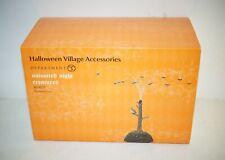 Department 56 Halloween Village Accessories Animated Night Creatures