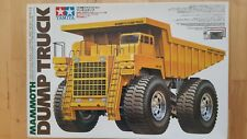 "Tamiya kit # 58268 R/C 1/20th scale ""Mammoth Dump Truck"" New in Open Box KIT!"