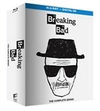 Blu Ray Breaking Bad La Serie Completa - (Box n° 16 Dischi) *White Edition