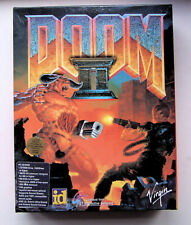 Retro/1994 PC DOS CD Big Box game. Doom II - Limited Edition: 3 bonus episodes