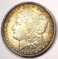 1878-CC Morgan Silver Dollar $1 - Excellent Condition - Rare Carson City Coin!