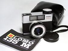 LOMO-135M Russian spring drive camera.