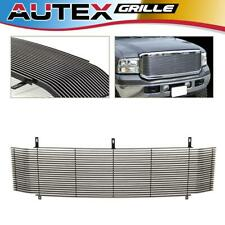 Aluminum Billet Grille Upper Bumper For Ford Excursion/F-Series Super Duty 99-04