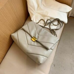 Large Vintage PU Leather Women Crossbody Bag Handbags Lady Trend Cross Body Bag