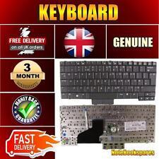 GENUIINE 2510P HP COMPAQ NOTEBOOK LAPTOP KEYBOARD UK BLACK