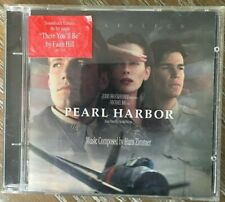 PEARL HARBOR, SOUNDTRACK BY HANS ZIMMER 2001 RARE MEXICAN CD