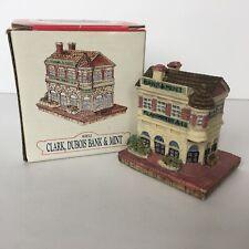 Liberty Falls The Americana Collection - Ah12 Clark, Dubois Bank & Mint (1992)