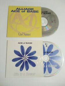 Alliage - ace of base , cruel summer promo et Life is a flower