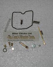 Fits: Suzuki 02-07 LTA400 F & LTF400 F Eiger Carburetor Carb Rebuild  Repair Kit