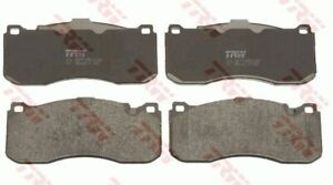 TRW Front Brake Pad Set GDB1802 for BMW 1 Coupe (E82) 135 i