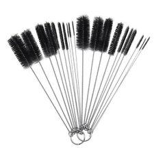 10Pcs/Set Nylon Straw Brush Cleaner Bottle Tube Pipe Small Long Cleaning UB