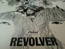 Revolver, The BEATLES Original Capitol Records/EMI Vintage Vinyl LP SW-2576