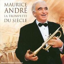 MAURICE ANDRE - LA TROMPETTE DU SIECLE  CD KLASSIK NEU