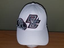 Boston College Eagles NCAA White Fitted One Size Fits Most TOW New Hat