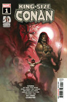 KING SIZE CONAN 1 A 1st print MARVEL COMIC 2020 the barbarian savage sword of NM
