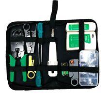 13 in 1 Professional Network Computer Maintenance Repair Tool Kit Toolbox