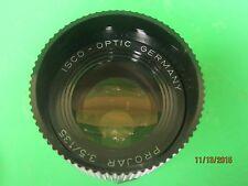 Vintage ISCO  PROJAR 135mm F3.5 35mm Slide Projection Lens