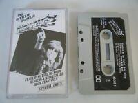 STAMPEDE THE OFFICIAL BOOTLEG CASSETTE TAPE 1982 BLACK PAPER LABEL POLYDOR UK