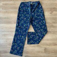 FORENZA Vintage XL Elastic Band Floral Jeans