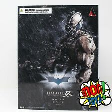 Bane Play Arts Kai The Dark Knight Rises Action Figure Collectible Model