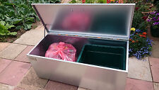 Recycling and Waste storage box Vermin proof and Keeps your garden tidy