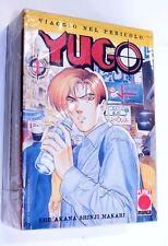 YUGO VIAGGIO NEL PERICOLO n. 1-7 SERIE COMPLETA Planet Manga 2000 Akana & Makari