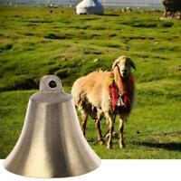 Zinc Alloy Bells Super Loud Sheep Dog Cow Horse Animal Grazing Bell 60x65mm