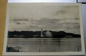 1960 Vintage Antique Ori Photo Brunei Omar Ali Saifuddin Royal Mosque 文莱皇家回教堂