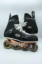 Mission Violator Proto SV Roller Hockey Inline Skates Men's 11D 5.3 Stiff