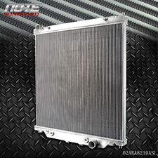 For Ford 6.0L Turbo Diesel Powerstroke Aluminum Radiator 2003-2007 F250 F350