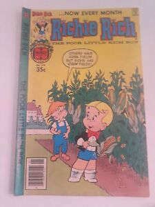 Harvey World Richie Rich April #174 Comic Book Free Combined Shipping!!!