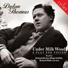 Under Milk Wood/Play For Voices - Dylan Thomas (2012, CD NIEUW)2 DISC SET