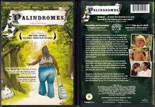 DVD Todd Solondz PALINDROMES Ellen Barkin Debra Monk indie cult WS SE R1 OOP