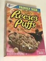 Lot Of 10 Travis Scott Reese's Puffs Cereal Special Edition Family Size